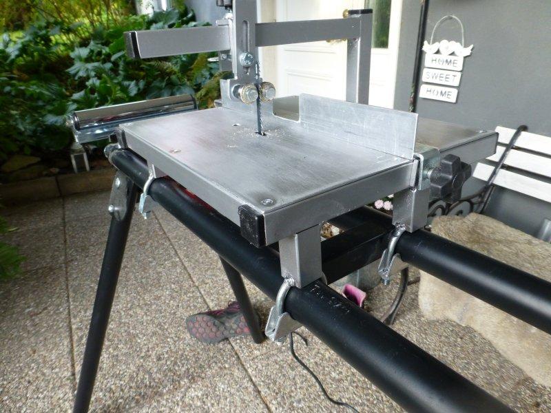 Sticksågsbord